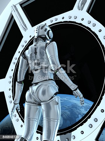istock The    window to the Earth. 846846120