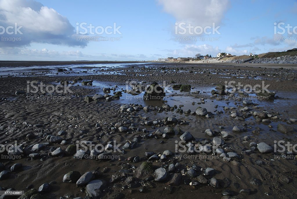The Wirral, Liverpool stock photo