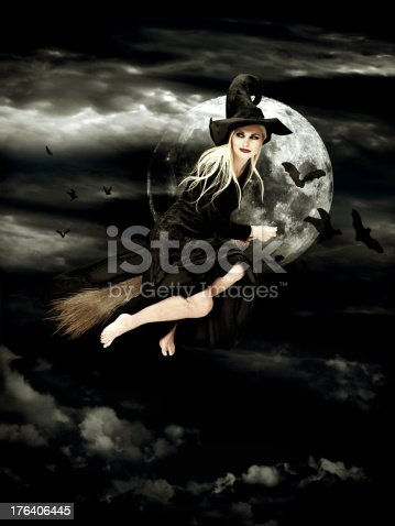 istock The witching hour 176406445