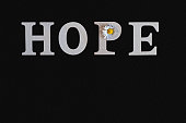 istock the word Hope in wooden letters 1214994617