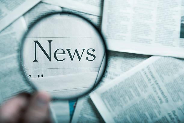 Konzentriere dich auf die news – Foto