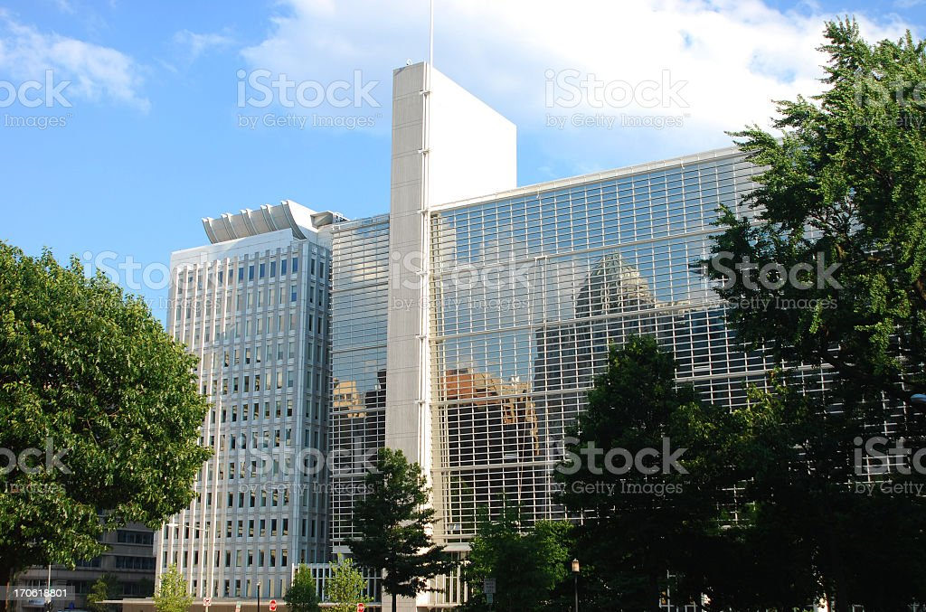 Die Weltbank in Washington, DC – Foto
