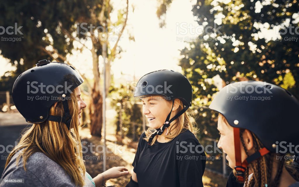 The world is their playground royalty-free stock photo