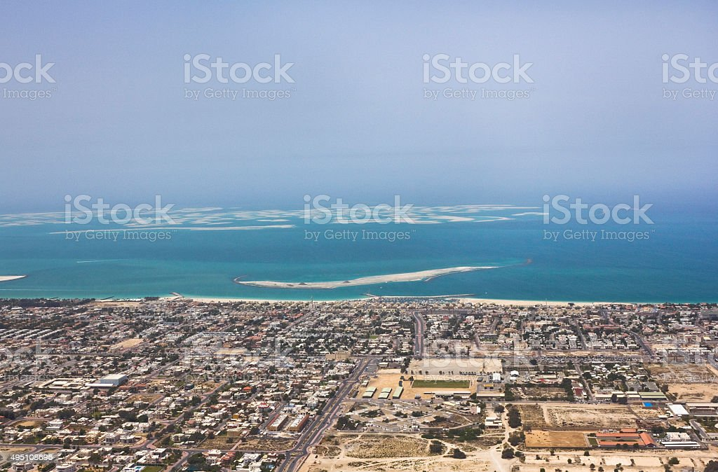 The world islands stock photo