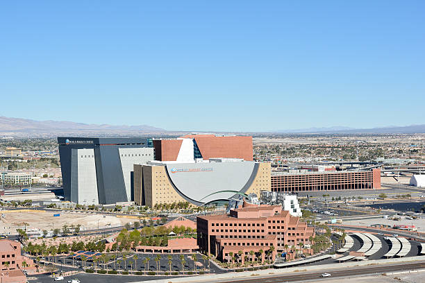the world market center - clark county nevada stock pictures, royalty-free photos & images