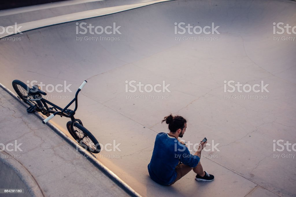 The world needs to see this trick royalty-free stock photo