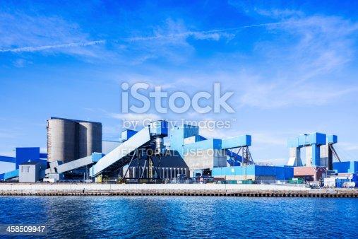 istock The World's largest salt mine, Goderich, Ontario, Canada 458509947