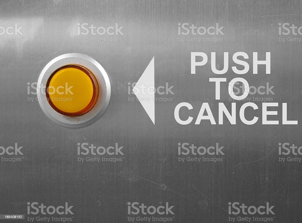 The Yellow Button stock photo