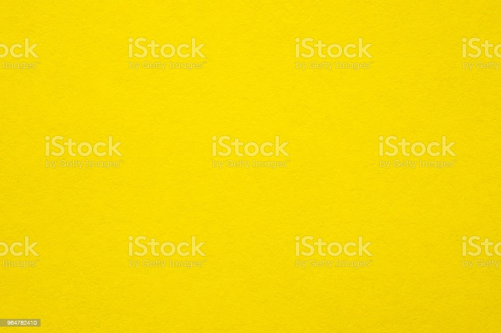 the yellow paper texture background royalty-free stock photo
