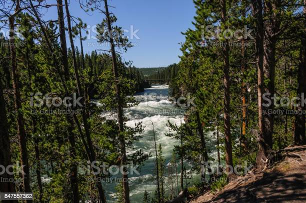 Photo of The Yellowstone River