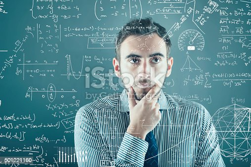 istock The young businessman 501221160