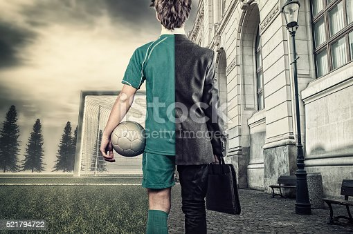 istock The young businessman 521794722
