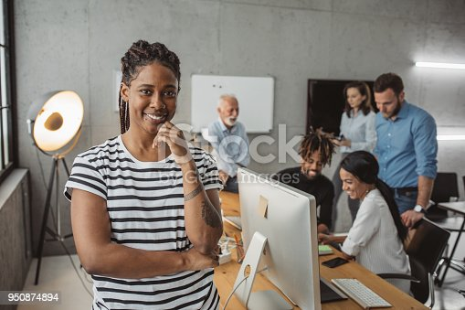 1031394390istockphoto The youngest office worker 950874894