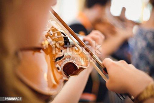 practicing, violin, orchestra, music school,