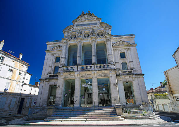 Theater of Angouleme, France. - Photo