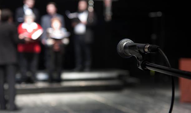 Theater-Probe – Foto