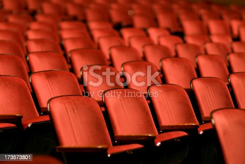 Empty Theater.