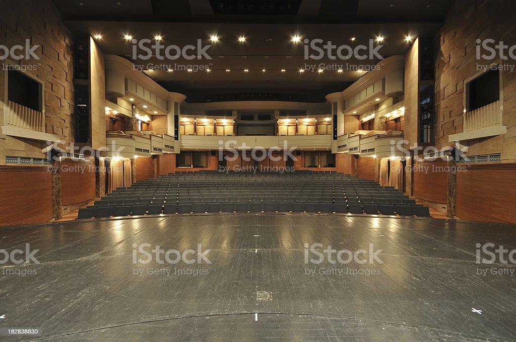 Theater Bühne – Foto
