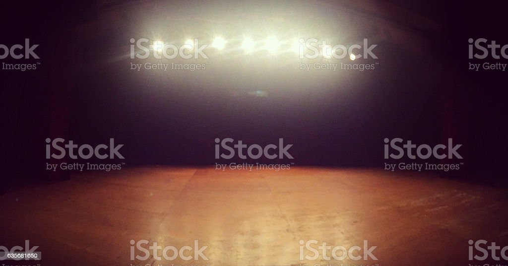 Theather. Image Concept. stock photo