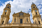 istock Theatine Church 1272466476