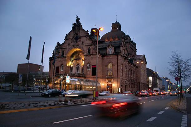 Theater in Nürnberg, Deutschland – Foto