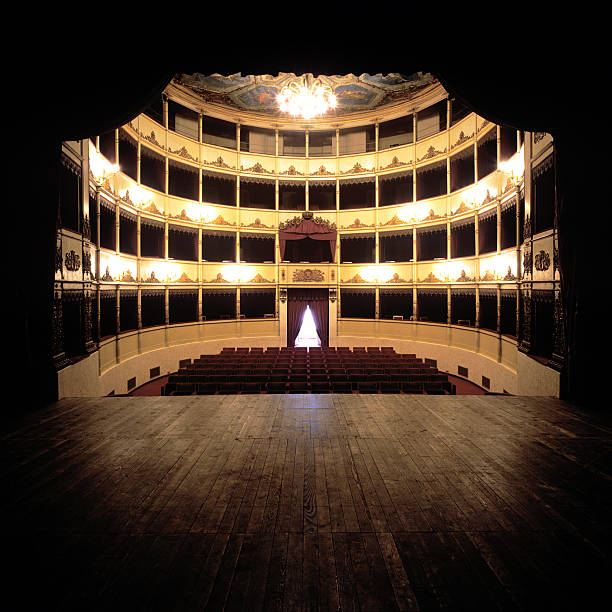 teatro - opera stock photos and pictures