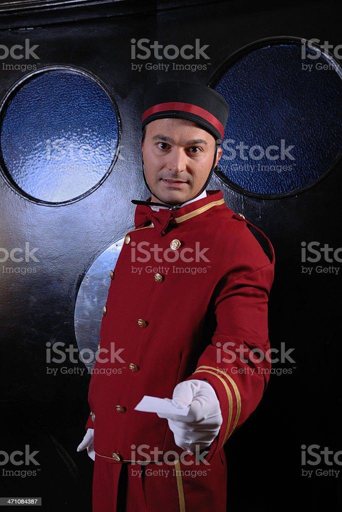 Teatro navideño - foto de stock