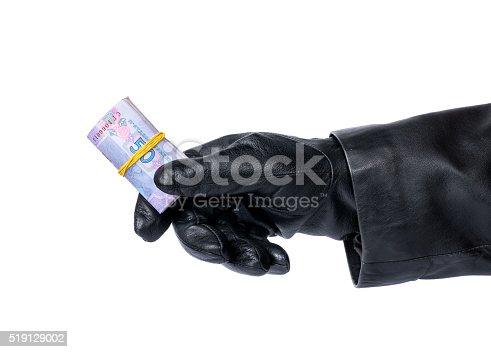 istock Theft money 519129002
