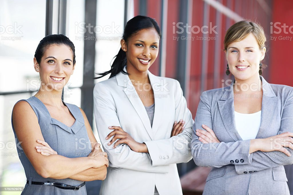Their ambition is legendary royalty-free stock photo