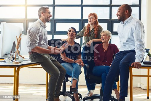 istock Their dynamic approach is what distinguishes them from the rest 810559690