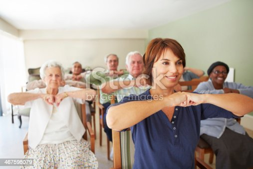 1047537292 istock photo Their health benefits from regular exercise 467598079