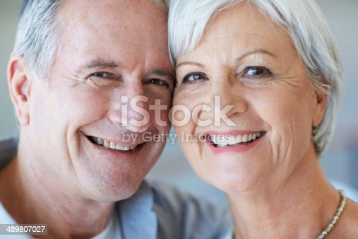 istock Their love has stood the test of time 489807027