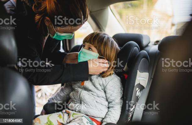 Their Safety Depends On You Stock Photo - Download Image Now