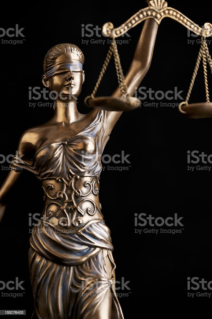 Themis royalty-free stock photo