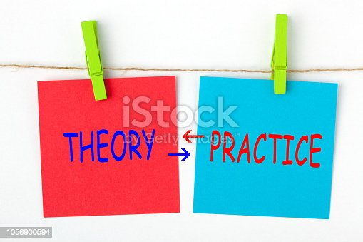 istock Theory and Practice 1056900594