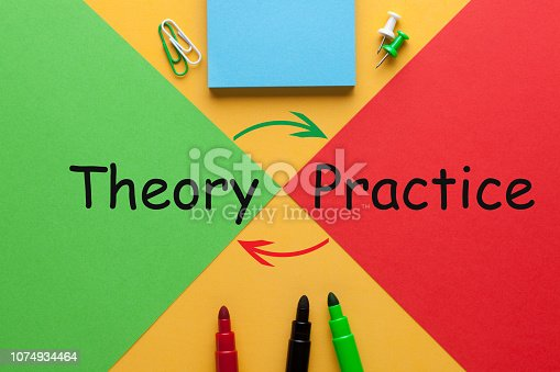 istock Theory and Practice 1074934464