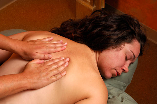 Therapeutische Massage – Foto