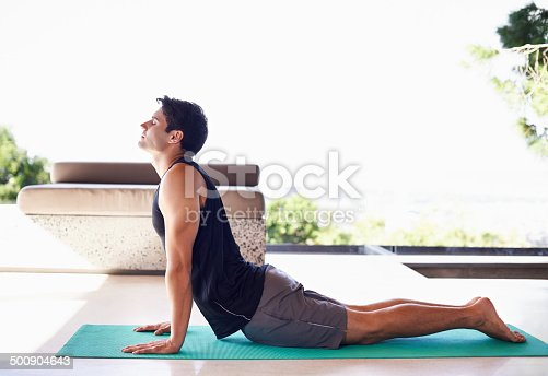 istock Therapy and a workout at the same time 500904643