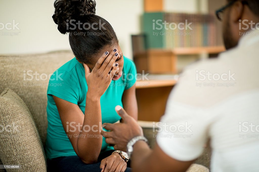 Therapy royalty-free stock photo