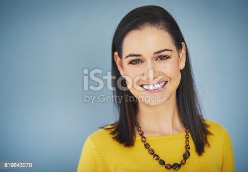 istock There are few things more beautiful than confidence 819643270