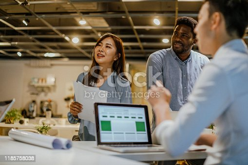 609072850 istock photo There are no limitations to our team success 1185758038