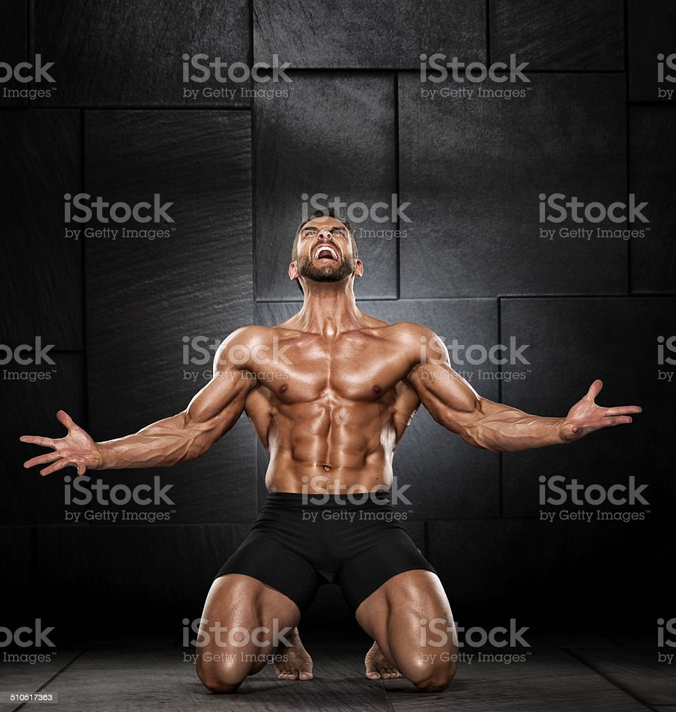 There Can Be Only One stock photo
