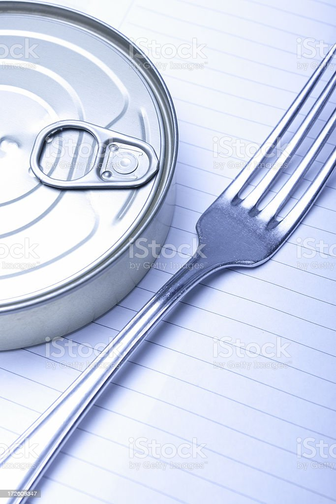 There is a free lunch! royalty-free stock photo