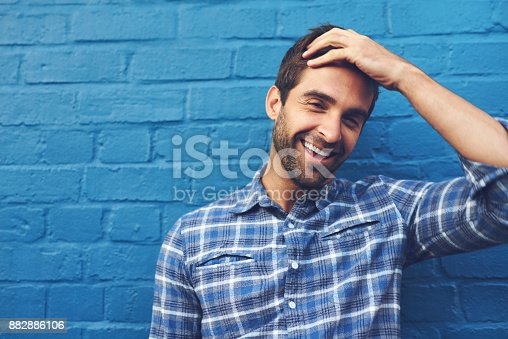 istock There is much to laugh about in life 882886106
