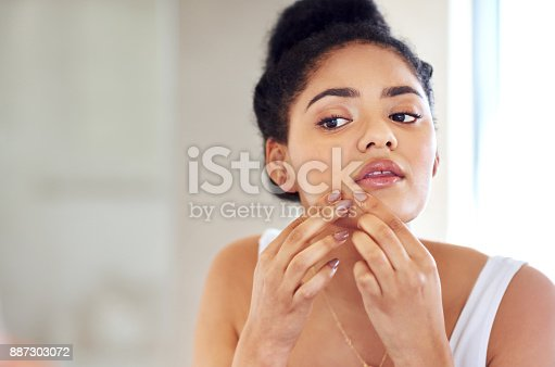 istock There must be an easier way to get rid of this... 887303072