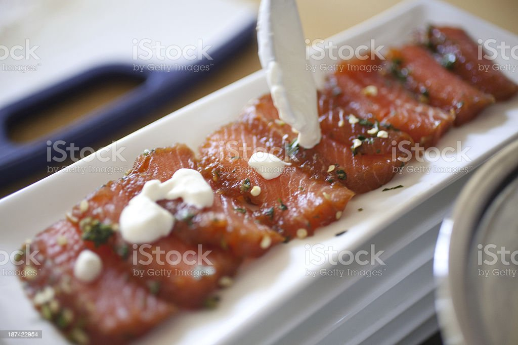 ahi stock photo
