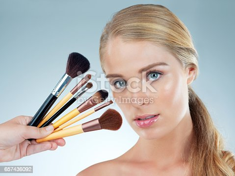 istock There's a brush for every occasion 657436092