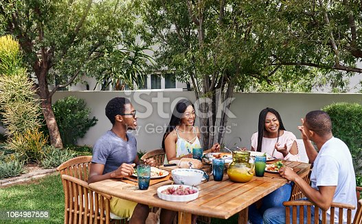 istock There's a lot of happiness around this table 1064987558