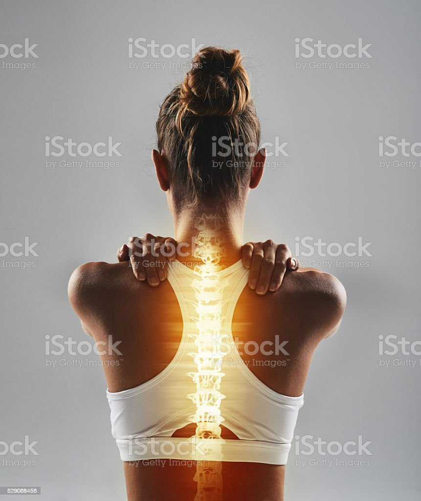 There's a risk of injury in every sport stock photo