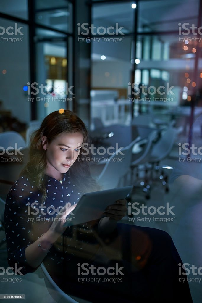 There's always something to discover online stock photo